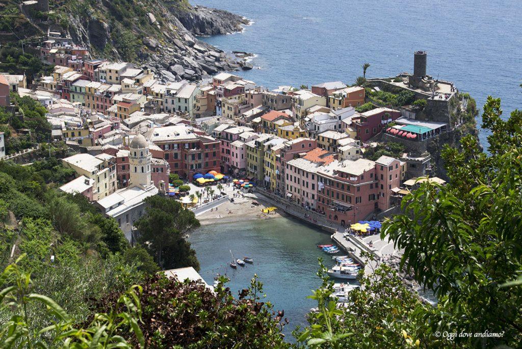Gite in Liguria, Vernazza