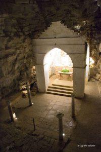 La Grotta di San Michele di Minervino Murge