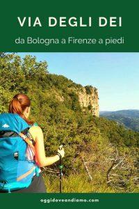 Via degli Dei: Trekking da Bologna a Firenze