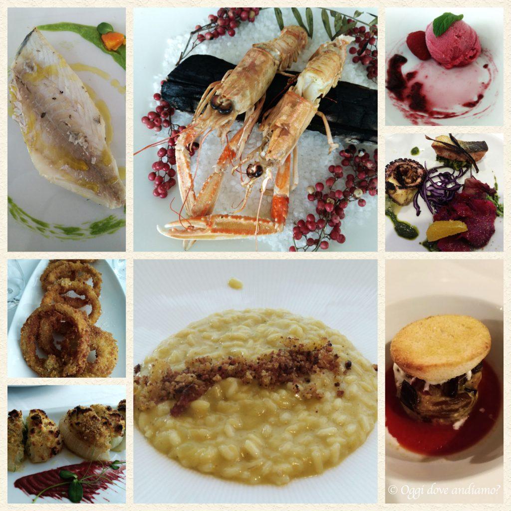 Cosa mangiare a Margherita di Savoia