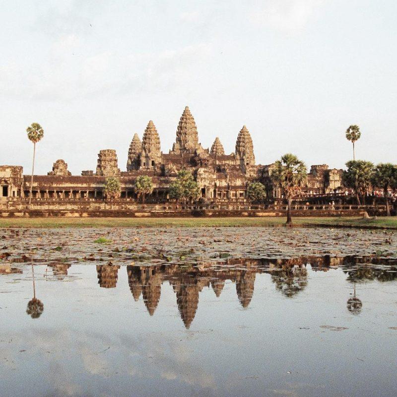 Siem Reap e i templi di Angkor