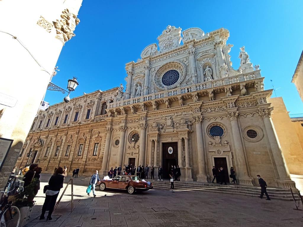 Basilica di Santa Croce - Lecce