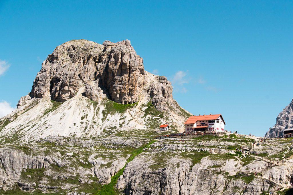 Escursione-tre-cime-di-Lavaredo-Rifugio-Locatelli