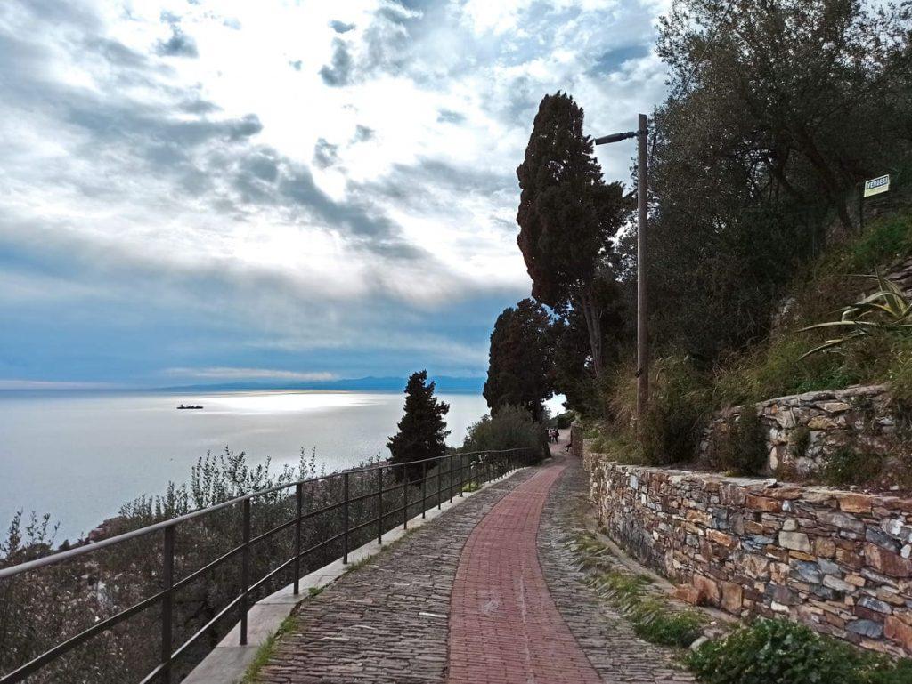 Via Nora Massa - Sant'Ilario