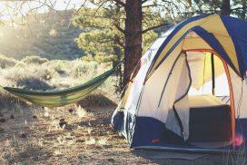 Campeggio: Tenda e Amaca