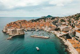 Il Porto e la Fortezza di San Giovanni, Dubrovnik