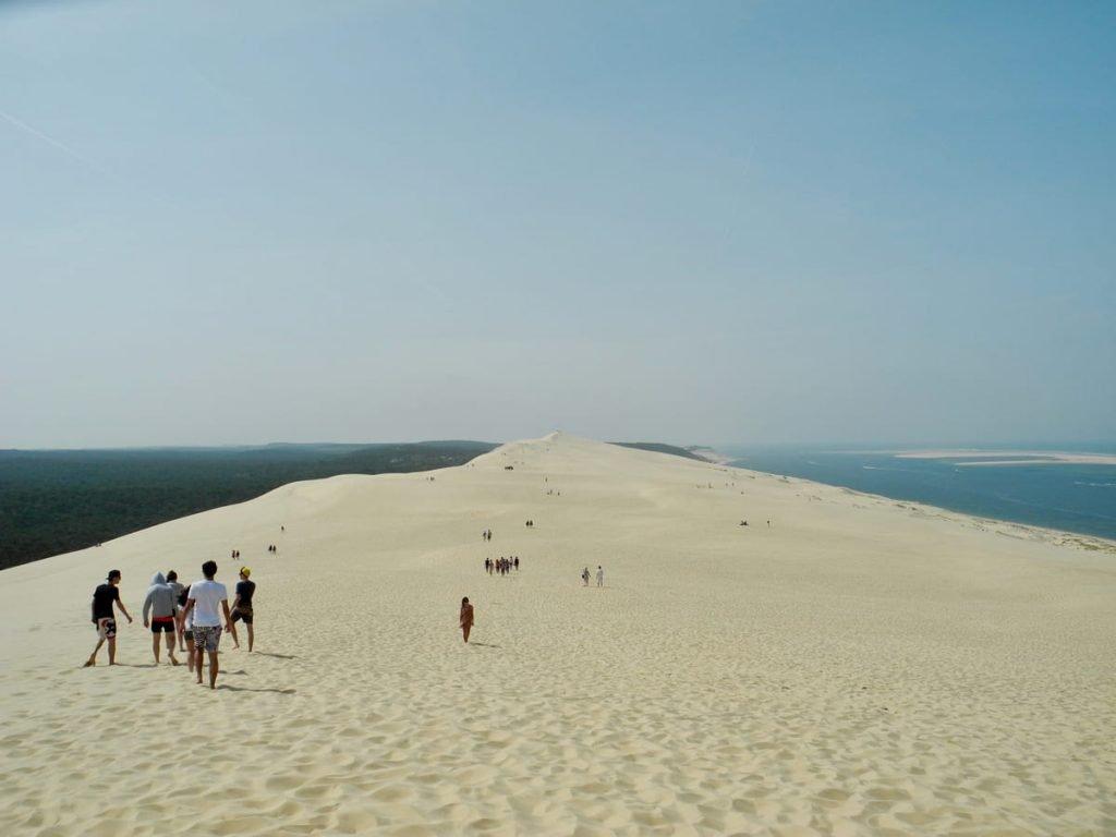 Dune du Pilat, Francia