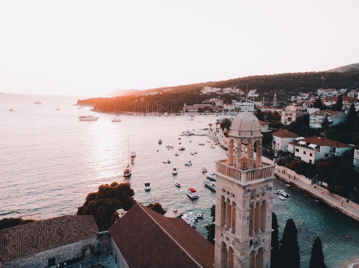 Isola di Hvar, Croazia