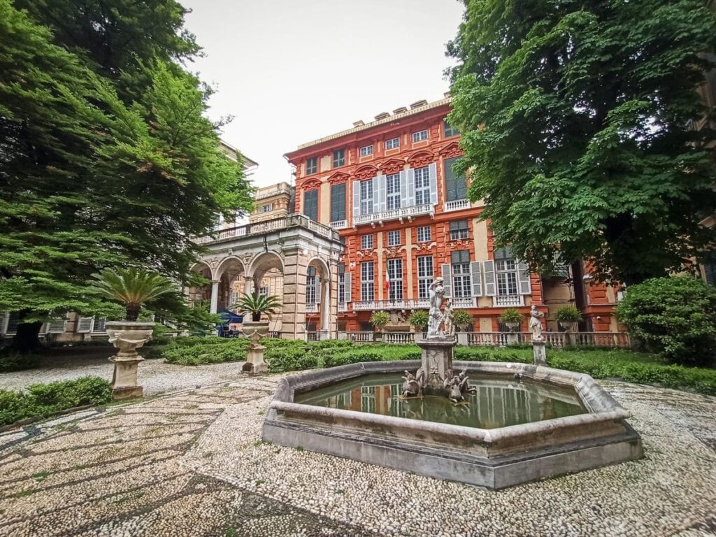 Musei di Strada Nuova Genova