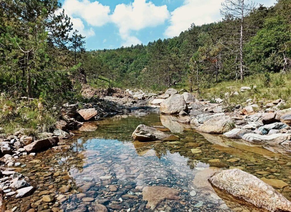 Sentiero Naturalistico dei Laghi del Gorzente