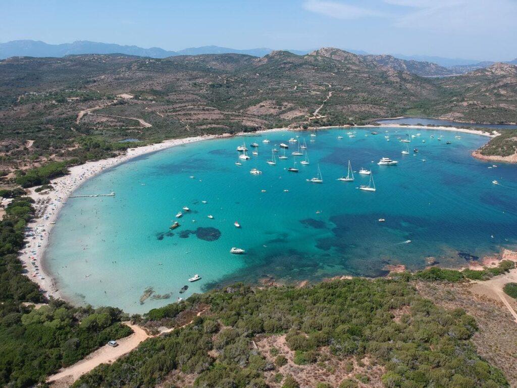 Baia di Rondinara, Corsica