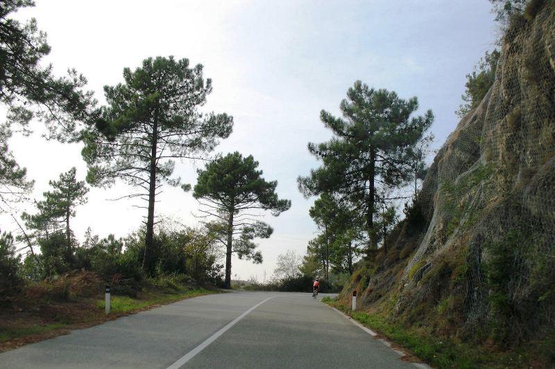 Passo del Bracco, Liguria
