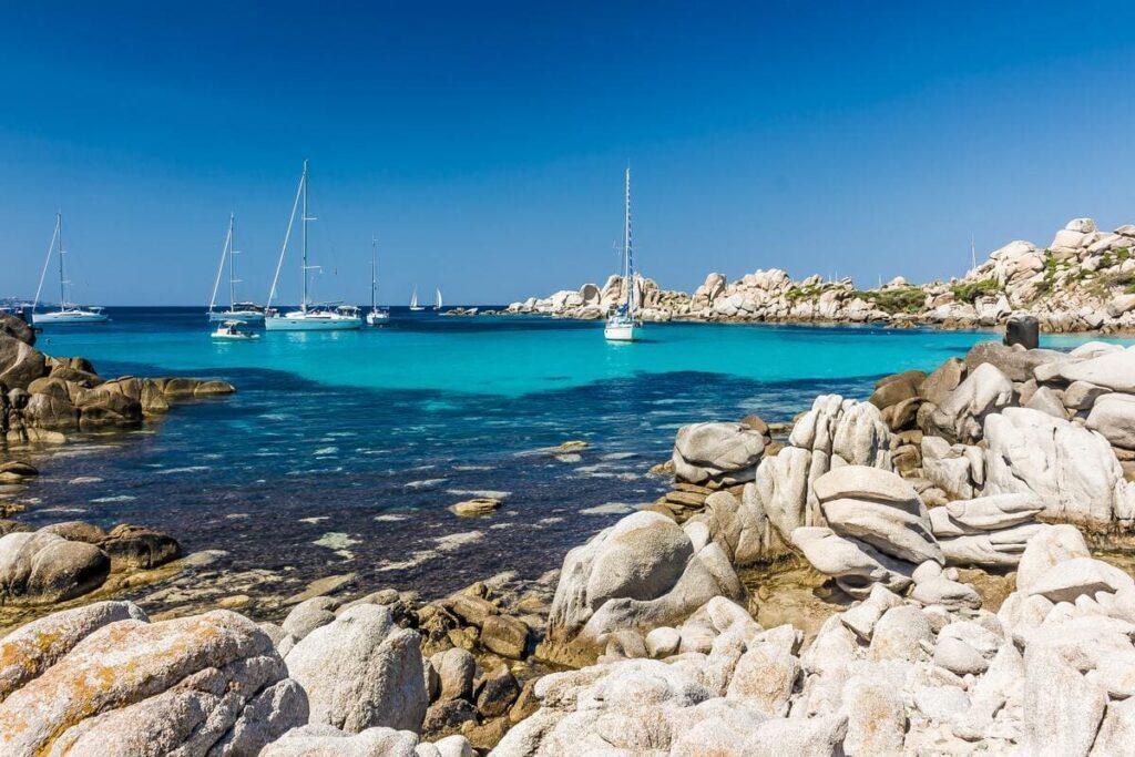 Spiaggia di Lavezzi, Corsica