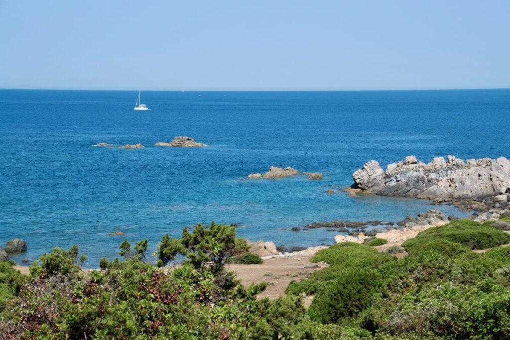 Cala Conca, Corsica