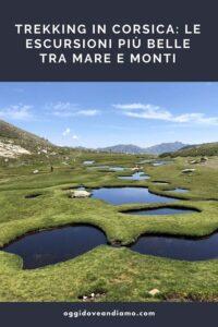 Escursioni in Corsica