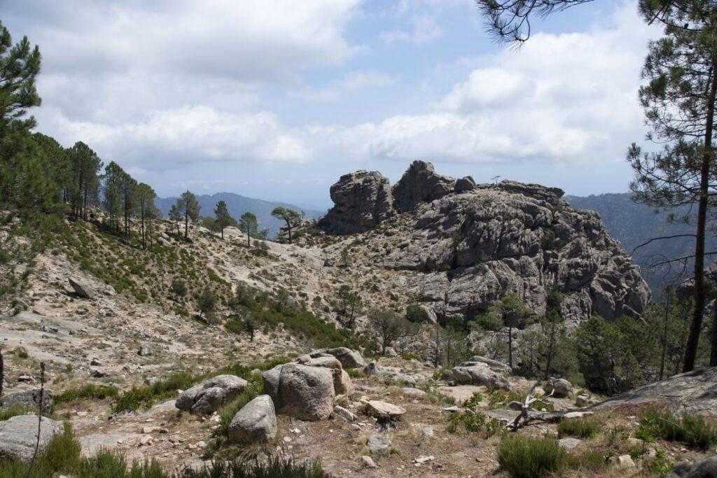 Sentiero Piscia di Gallo - Corsica