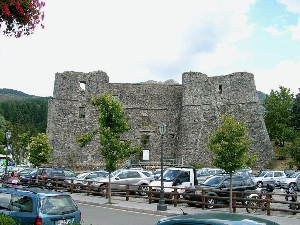 Il castello di Santo Stefano d'Aveto