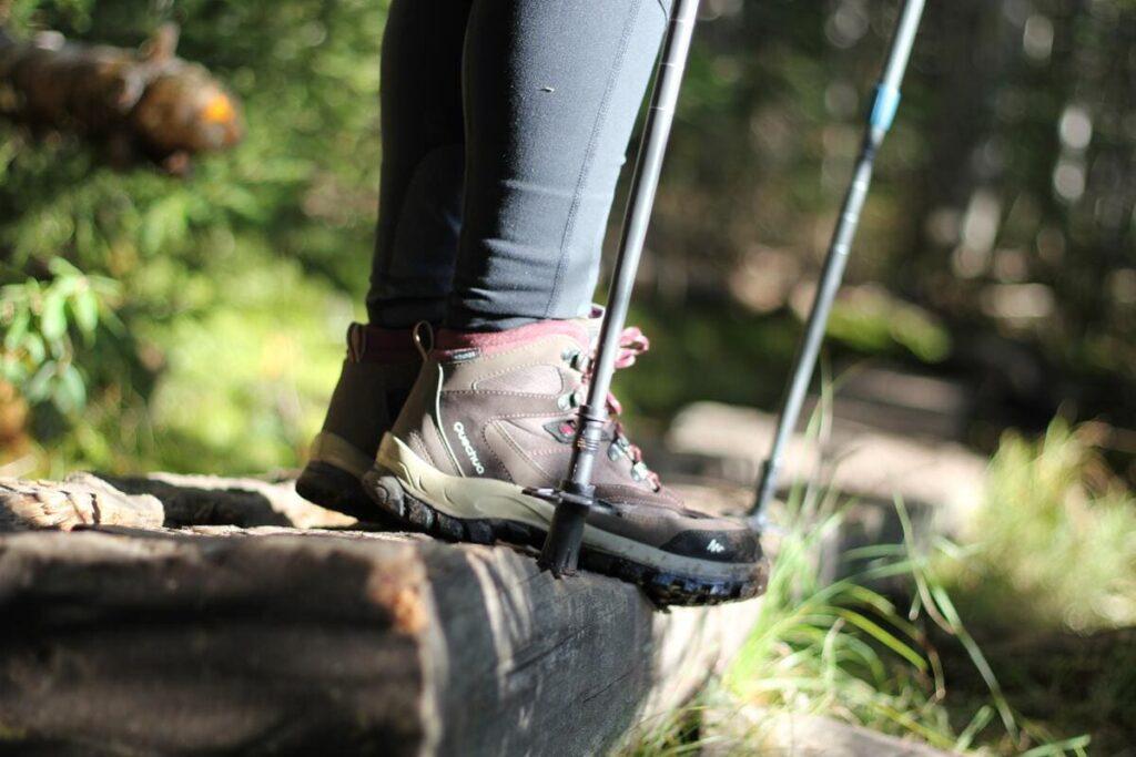 Scarpe da escursionismo alte o basse - quali scegliere